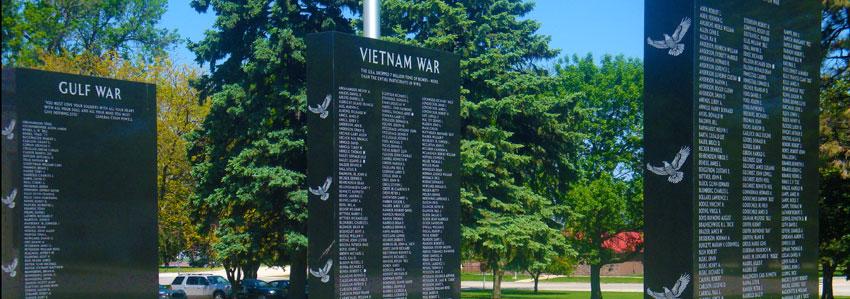 Pocahontas County Veterans Memorial