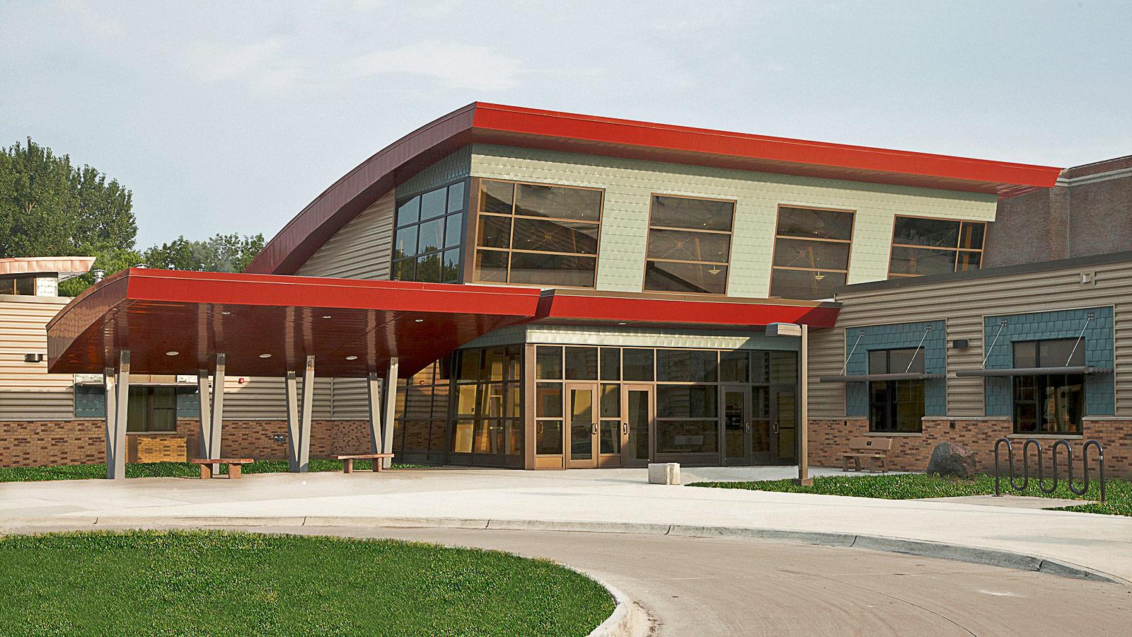 Pocahontas Area High School